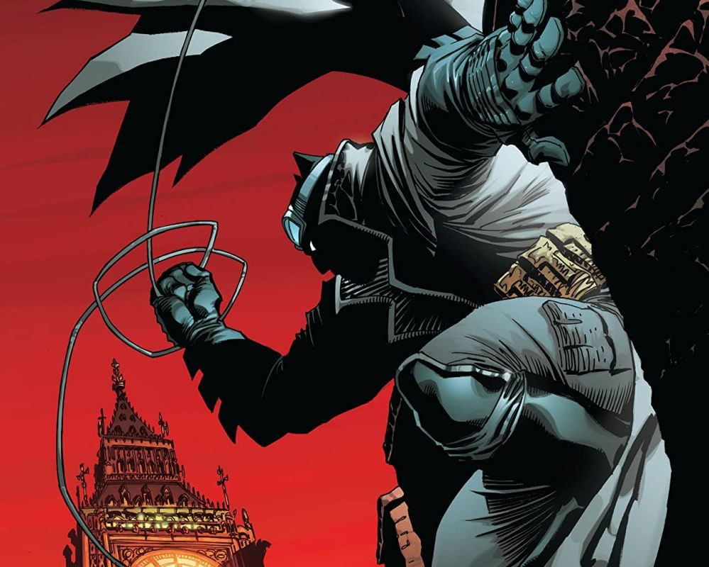 Batman: The Detective #1 Leaves the Cape Behind, but Brings the Awesomeness